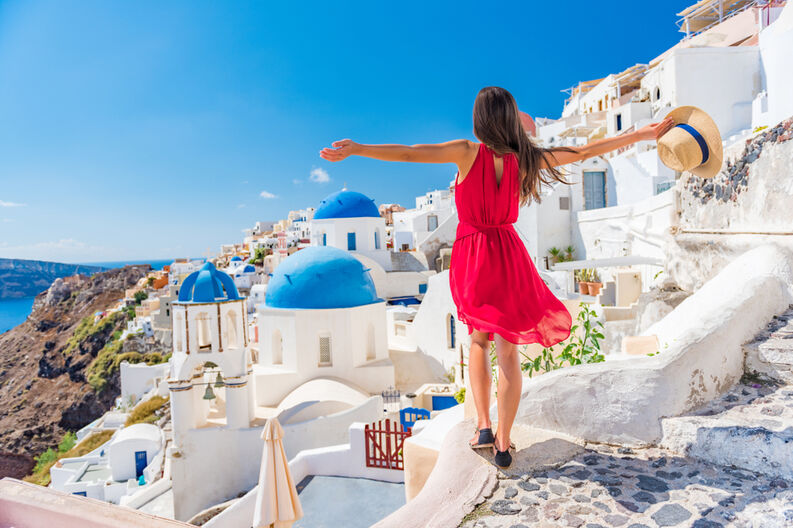 Nómada Digital de Grecia