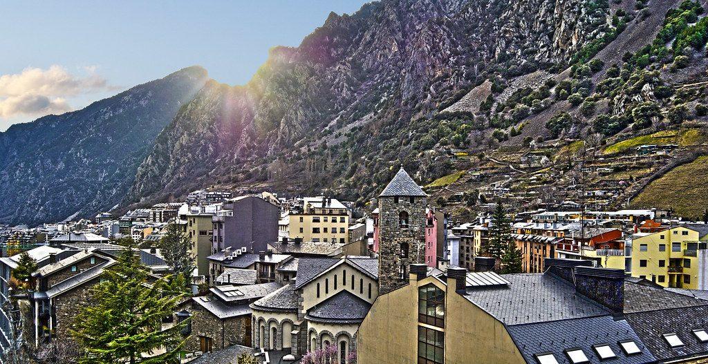 Nómada Digital en Andorra