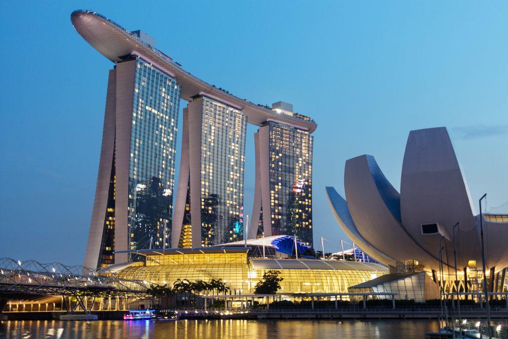 Nómada Digital Singapur
